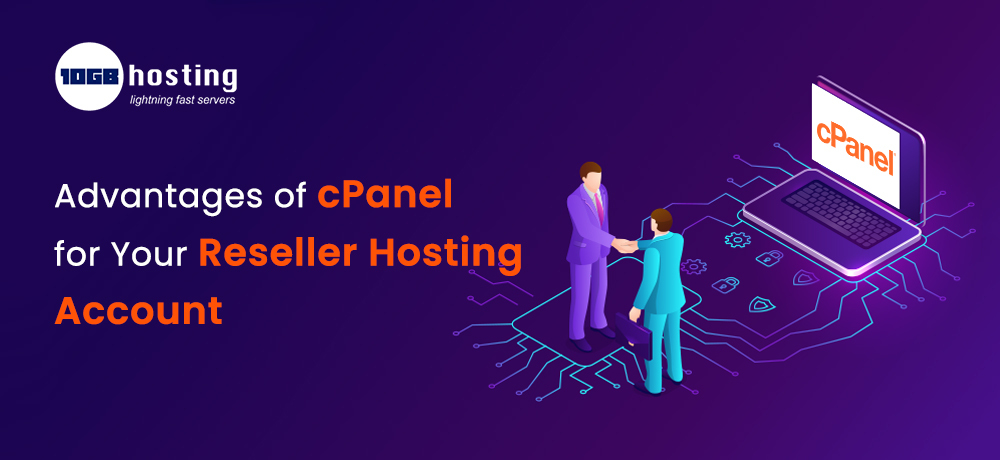 Advantages of cPanel