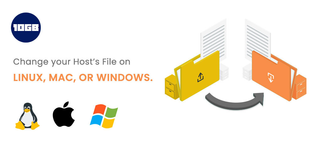Change your Host's File on Linux, Mac, or Windows.