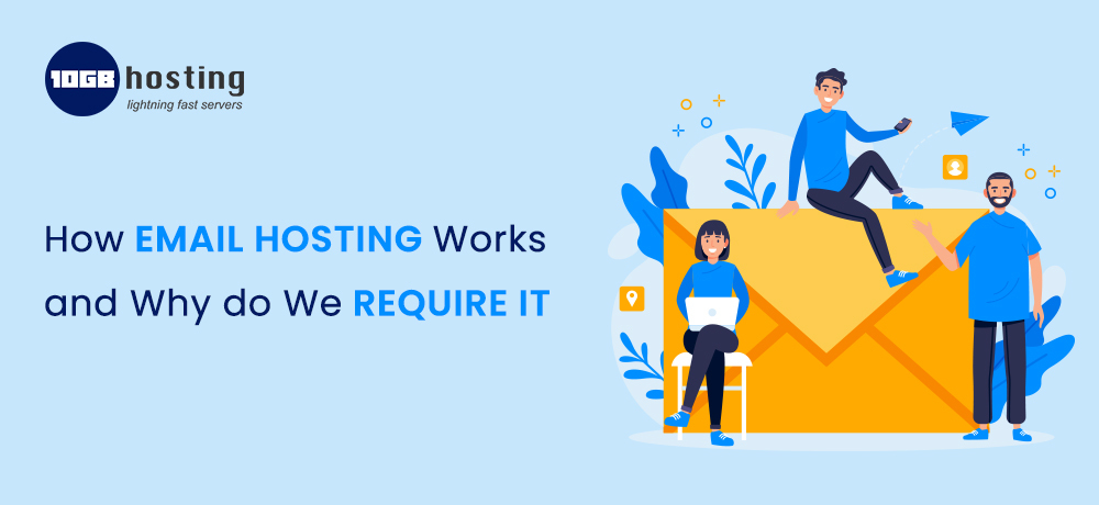 How Email Hosting Works and Why do We Require It