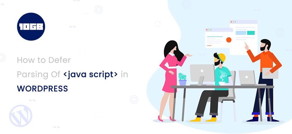 defer parsing of javascript