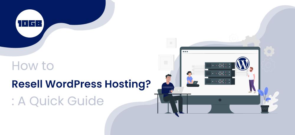 Resell WordPress hosting