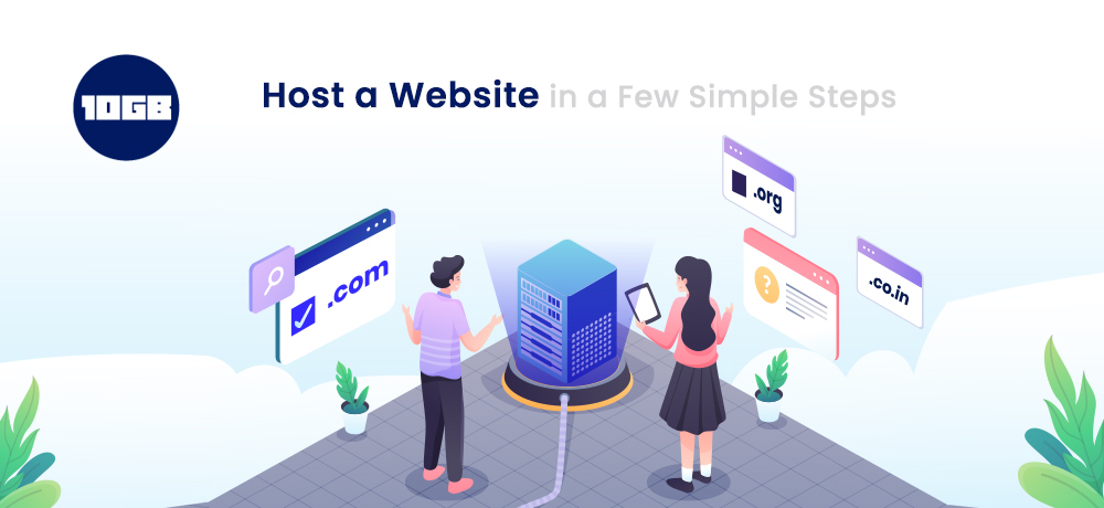 Host a Website