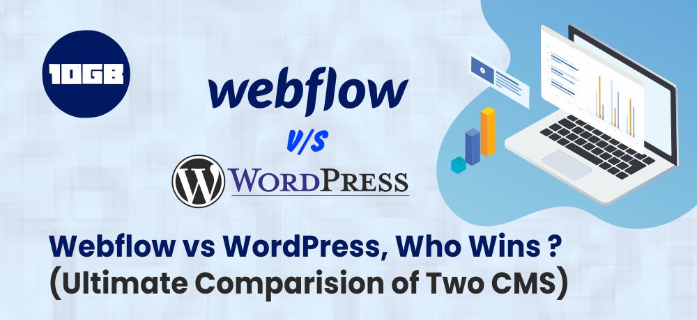 Webflow and WordPress