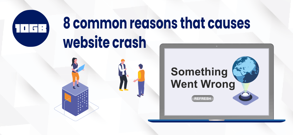 Website crash