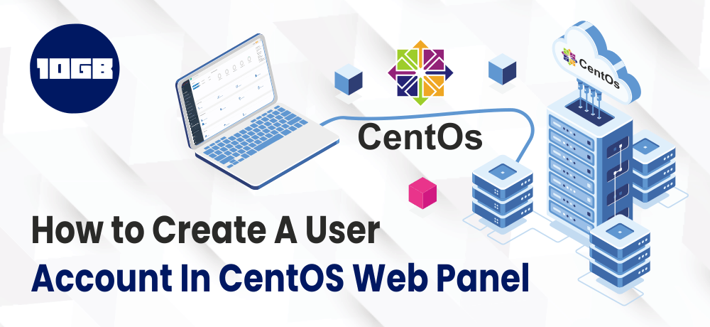 User Account In CentOS Web Panel