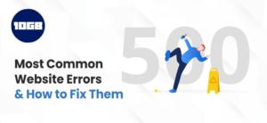 Common Website Errors