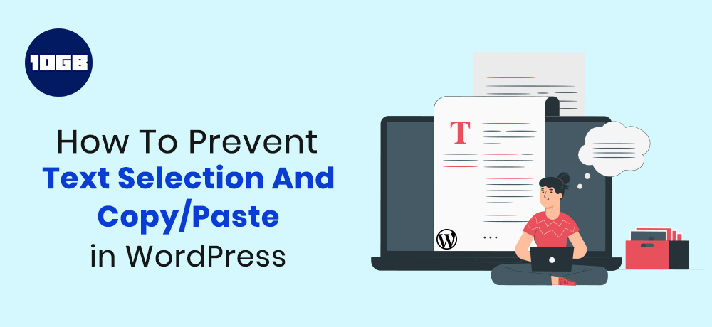 Prevent Text Selection and Copy/Paste