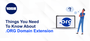 .ORG Domain Extension