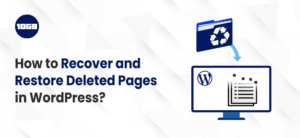 Recover Deleted Pages in WordPress