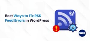 RSS Feed Errors