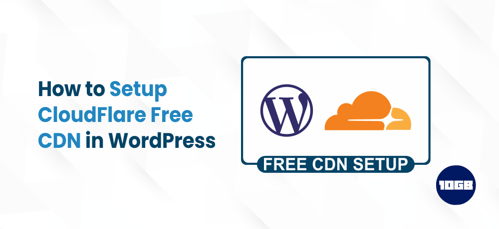 Cloudflare Free CDN